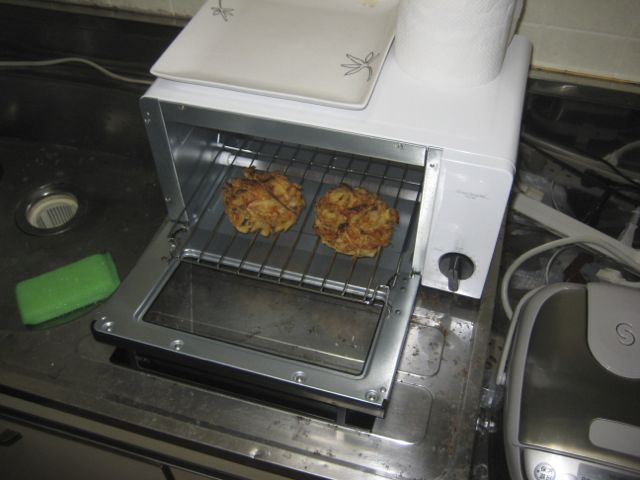 Japanese Countertop Oven : ... japanese apartments don t seem to come with ovens a small toaster oven