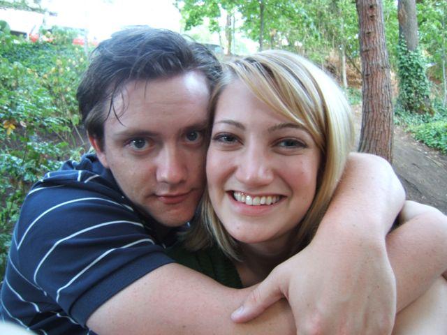 Shana and I in Ashland, OR