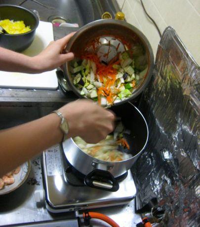 shana cooking