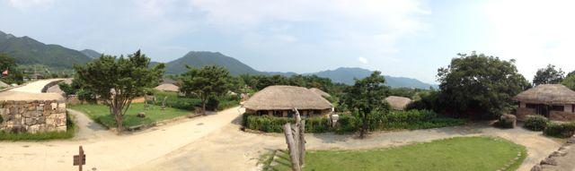 Village panorama