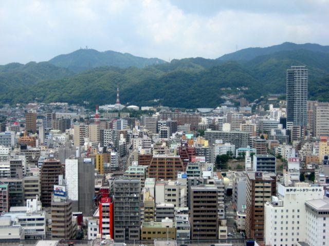 Kobe Downtown