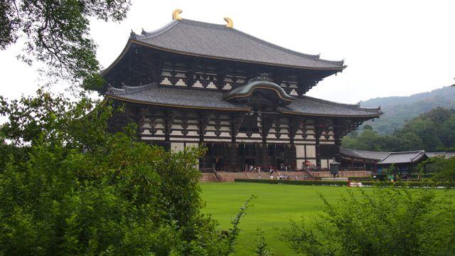 The Great Buddah of Nara's Crib.