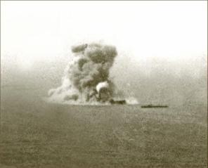 Destruction_battleship_Petropavlosk
