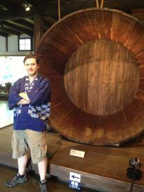 sake museum, Kobe