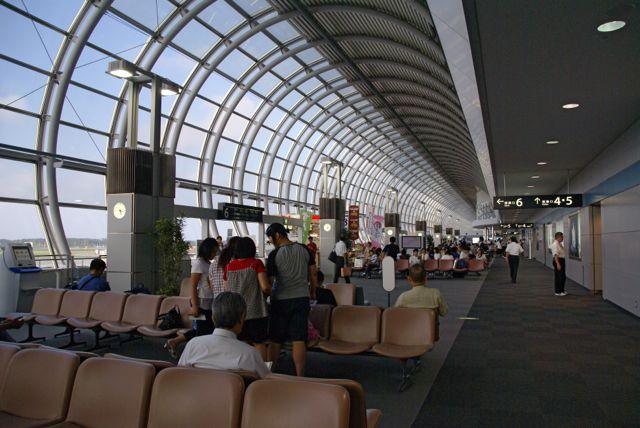 Sendai Airport Terminal