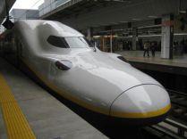 Shirakawa shinkansen
