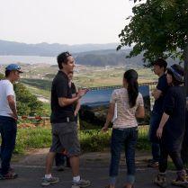 Shizugawa - Earth Camp study tour