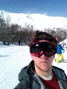 Hakuba 47 selfie