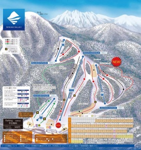 trail map - Spring Valley Izumi