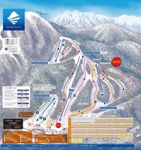 trail map - Spring Valley Izumi