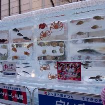 Ingenious seafood advertising