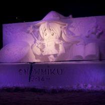Snow Hatsune Miku